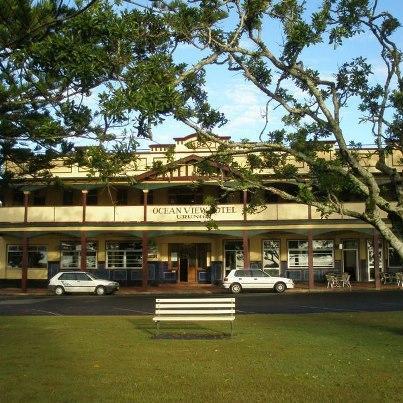 Ocean View Hotel Urunga