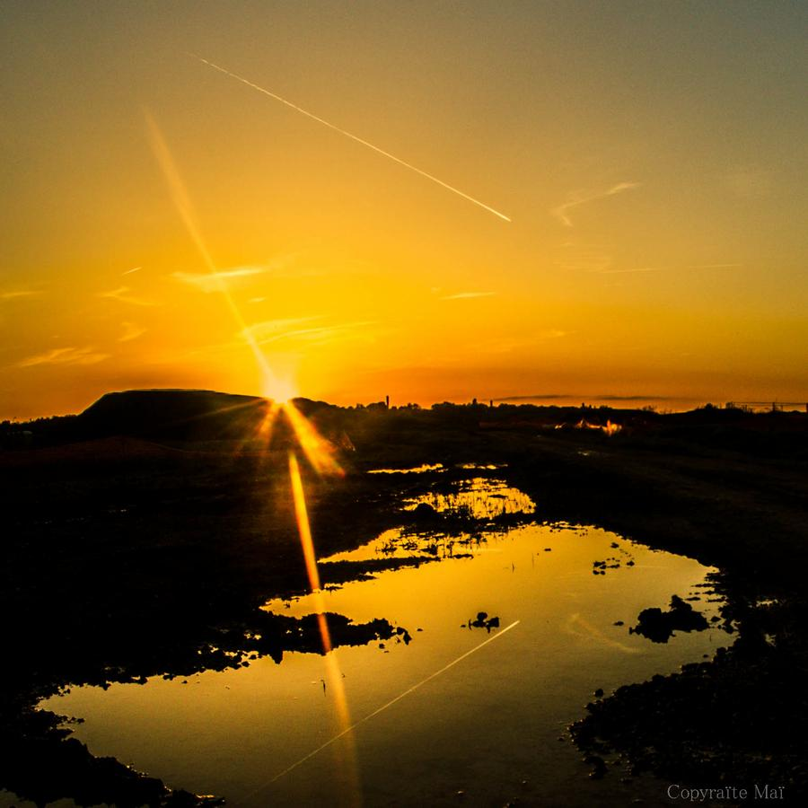 Maina Sunset