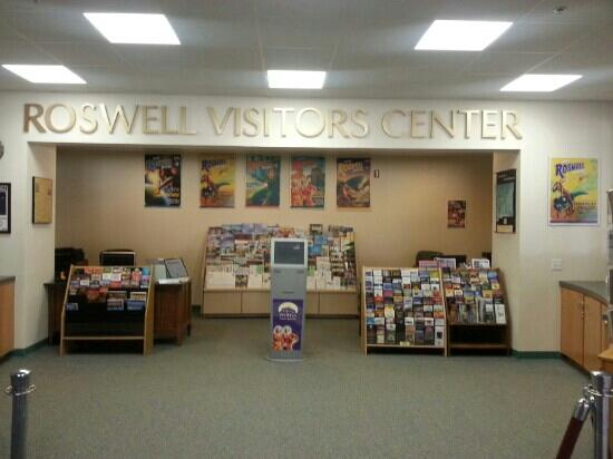 Roswell Convention & Visitors Center