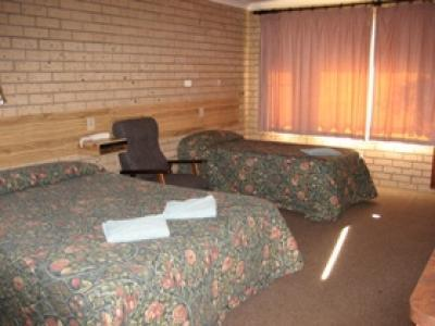 Berkeley Lodge Motor Inn