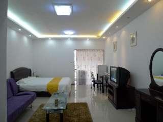 Kaibin Service Apartment (Wuhan Zijin Jianghan Road)