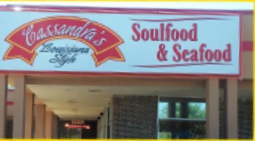 Cassandra's Soulfood & Seafood