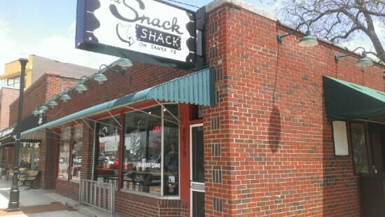 The Snack Shack on Sante Fe