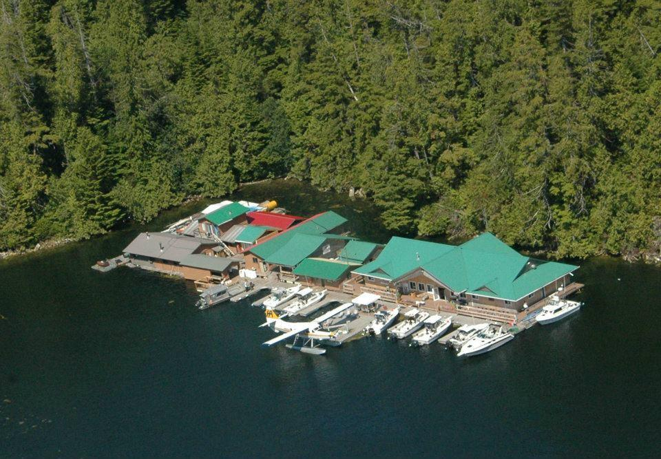 Barkley Sound Lodge