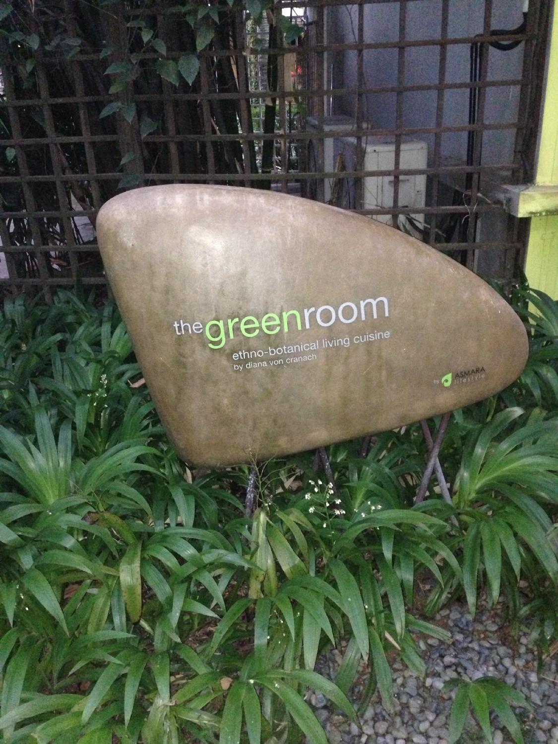 Green Room Cafe Singapore