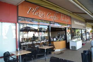 The Plaza Coffee Lounge