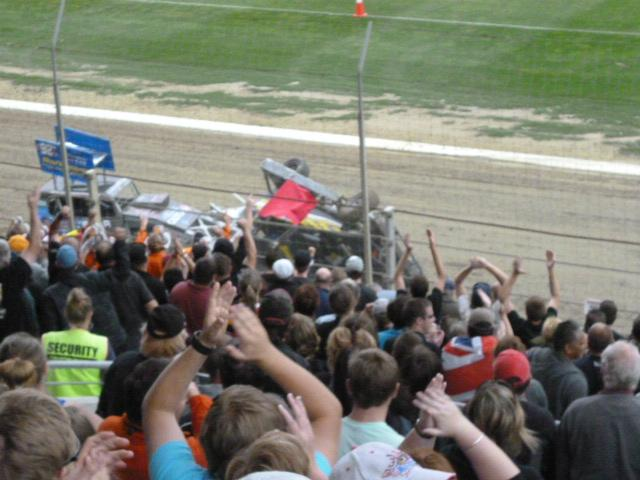 Robertson Holden International Speedway Palmerston North