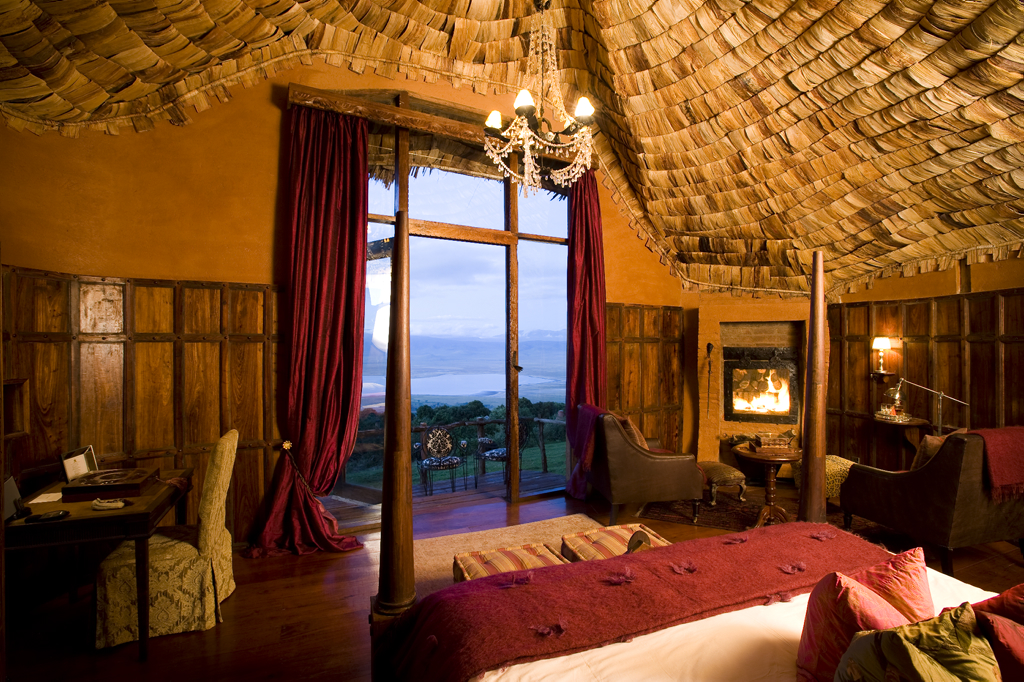 ‪andBeyond Ngorongoro Crater Lodge‬