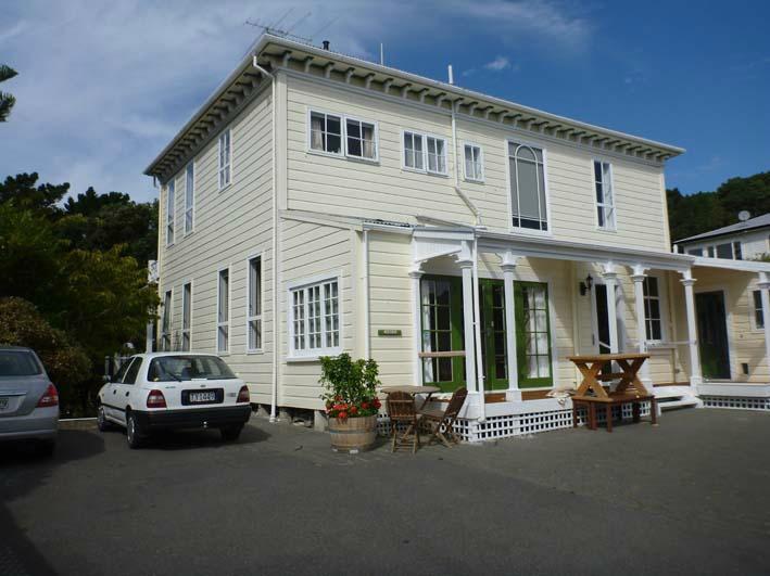 Finnimore House