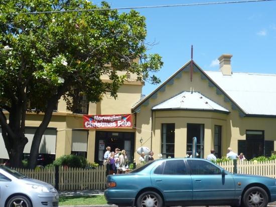 Norwegian Church in Sydney