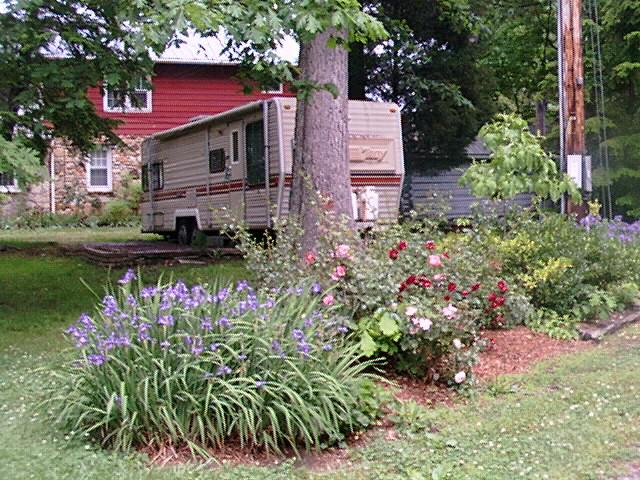 Blue Ridge Travel Trailer Park