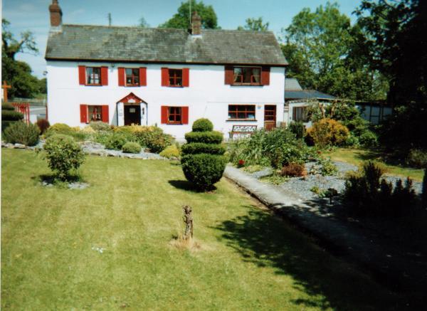 Pant Y Bas Cottage