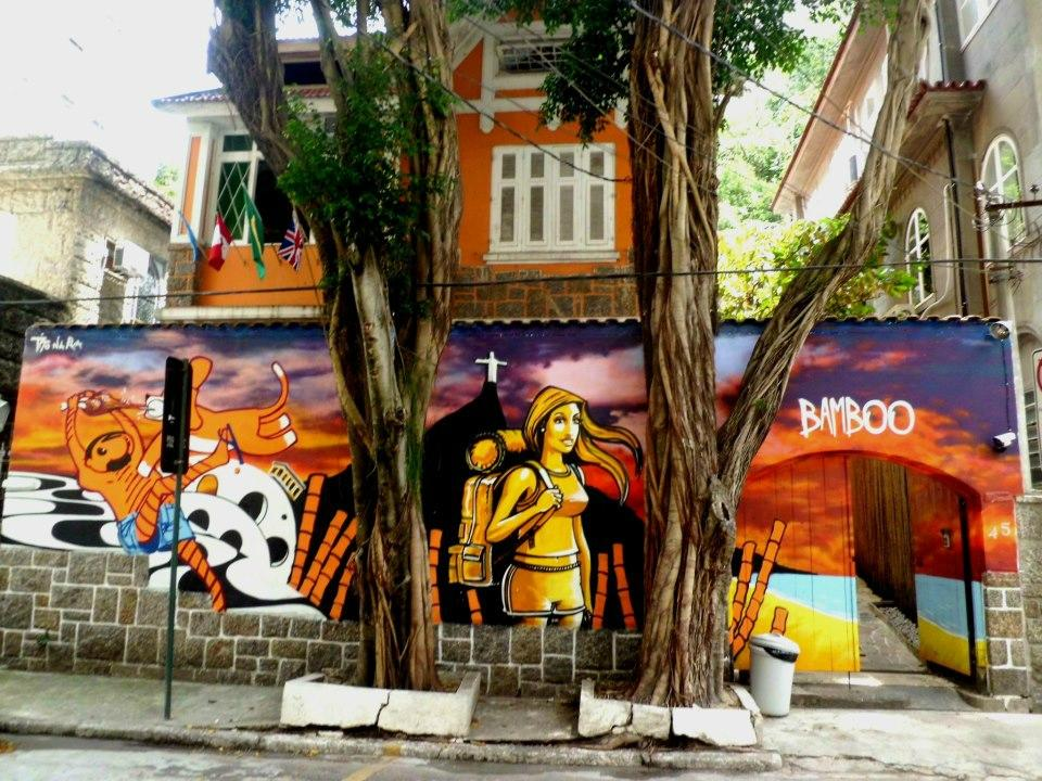 Bamboo Rio Hostel