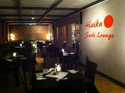 Haiku Sushi & Wine Bar