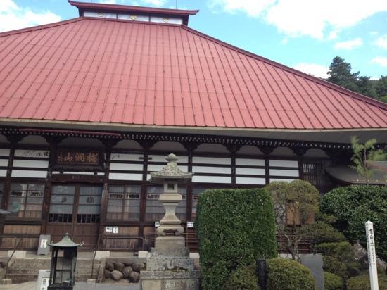 Ganshoin Temple