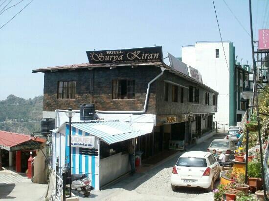 Hotel Surya Kiran
