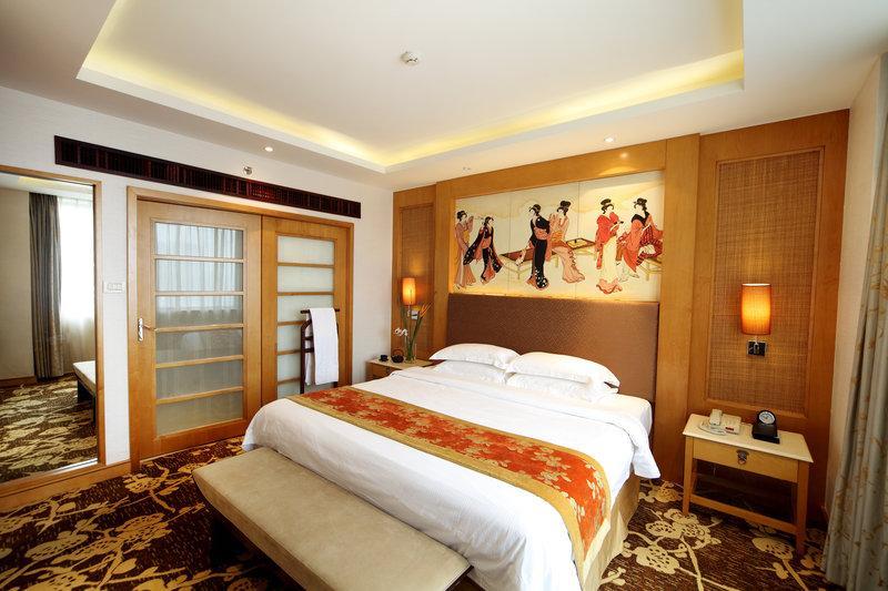 ホテル ランドマーク カントン 広州 (広州華廈大酒店)