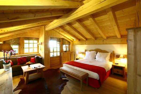 Chalet du mont d 39 arbois updated 2017 hotel reviews price comparison megeve france - Chalet de luxe megeve ...