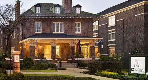 USC 溫德姆哥倫比亞花園飯店