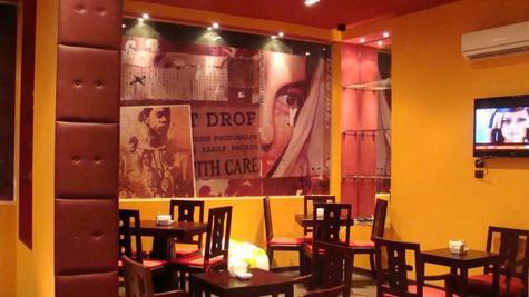 Scorz Cafe