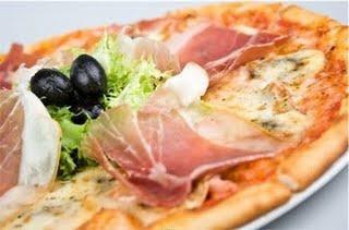 Capricciosa Pizza D.O.C.