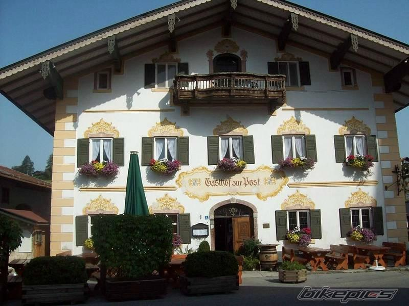 Gasthof-Hotel zur Post (Samerberg)
