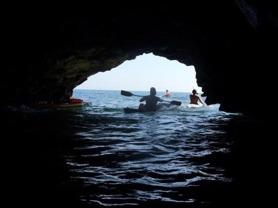 Kayaking Club Avola
