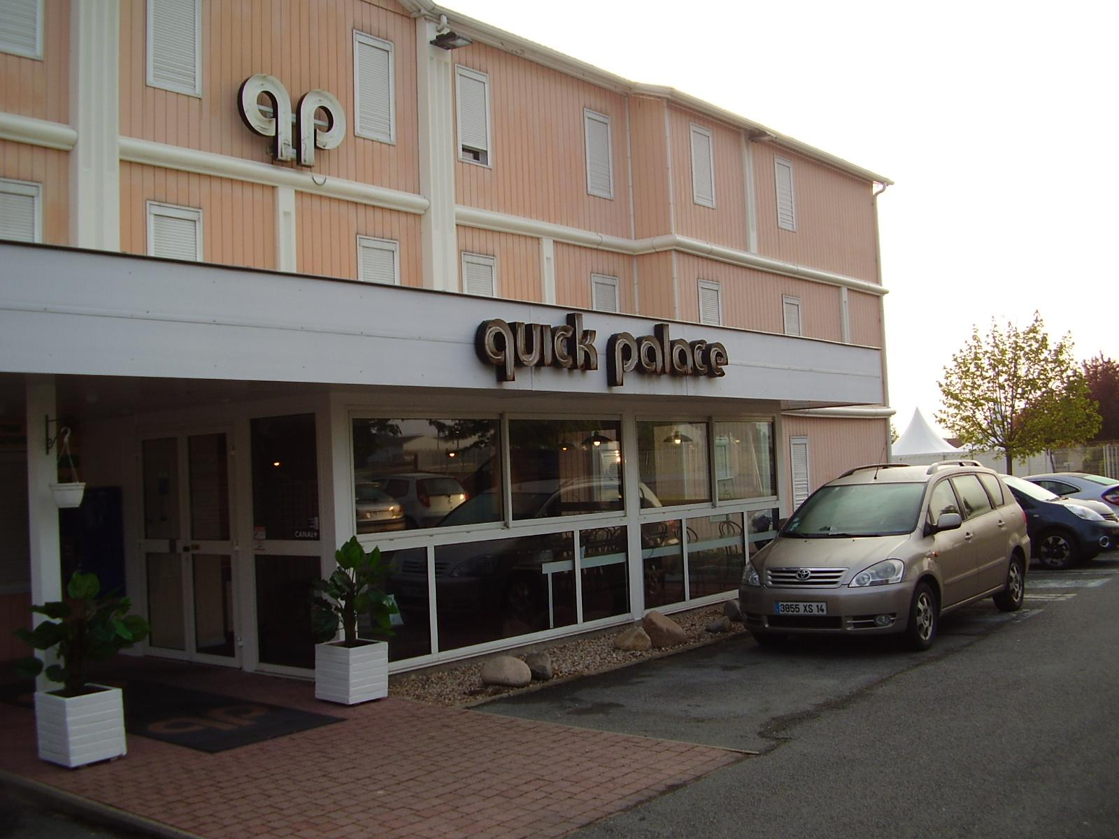 Quick Palace Poitiers Nord