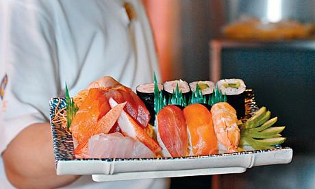 Sushi Sushi Restaurant