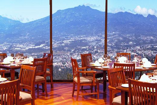 Grand View Restaurant in Escazu