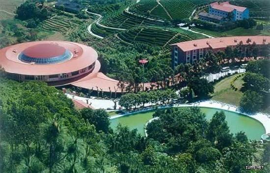 Yanminghu Forest Park