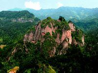 Wanfo Mountain of Huaihua