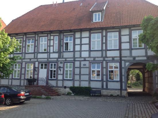 Hotel zur Fuerstabtei