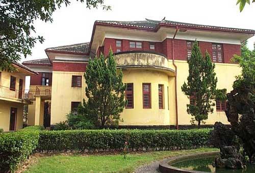 Former Residence of Li Zongren
