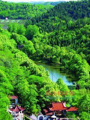 Jiannanchun Forest Park