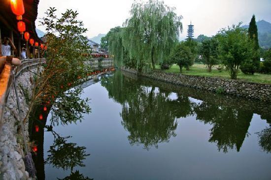 Tongji Weir