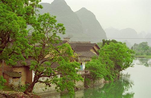 Sanmenyuan Village