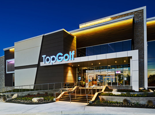 TopGolf Austin