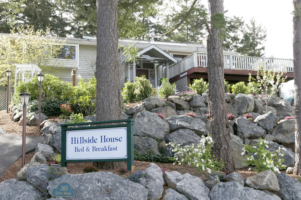 ‪Hillside House Bed and Breakfast‬
