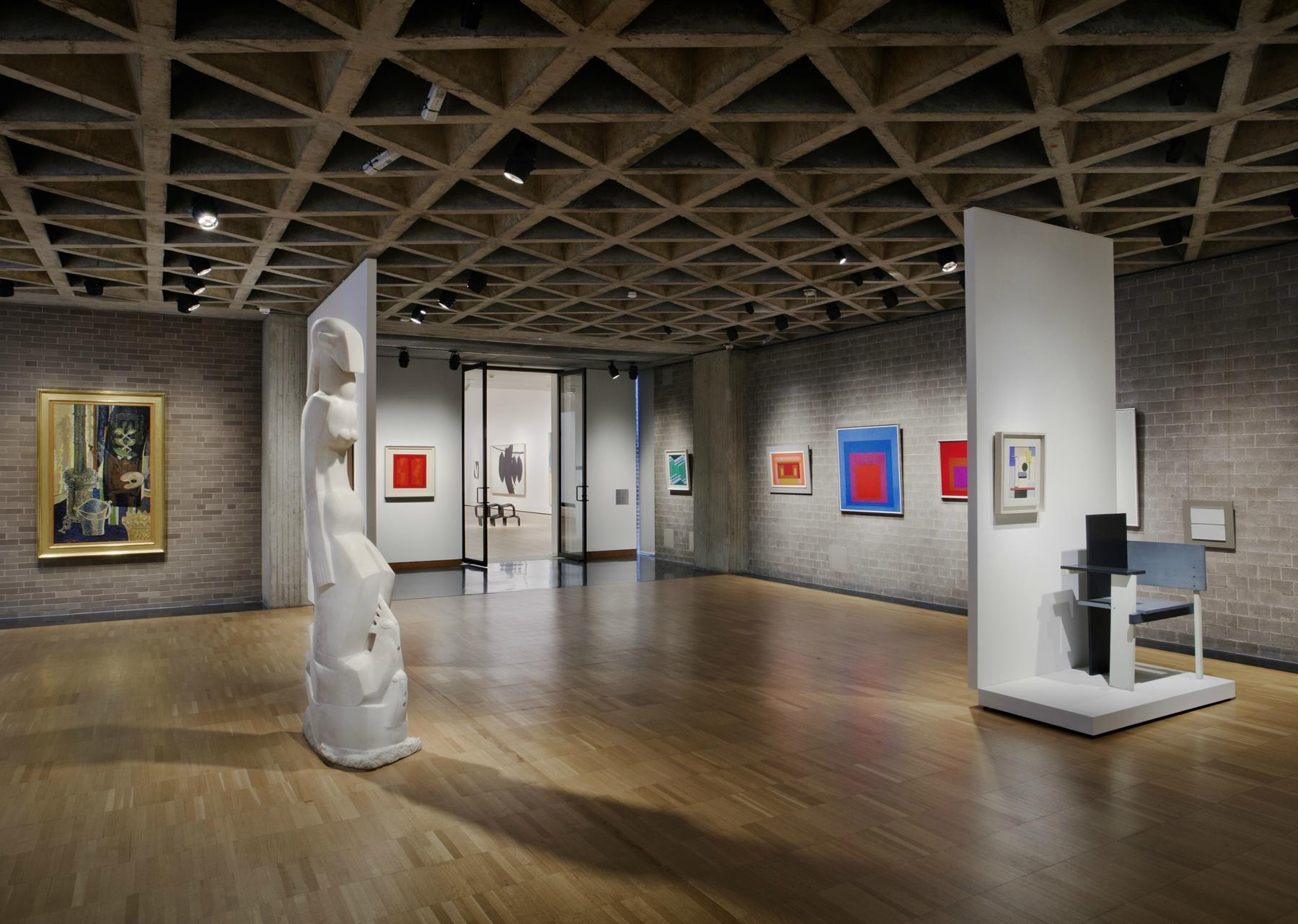 Yale university art gallery new haven ct top tips before you go tripadvisor - Art gallery interior design ideas ...