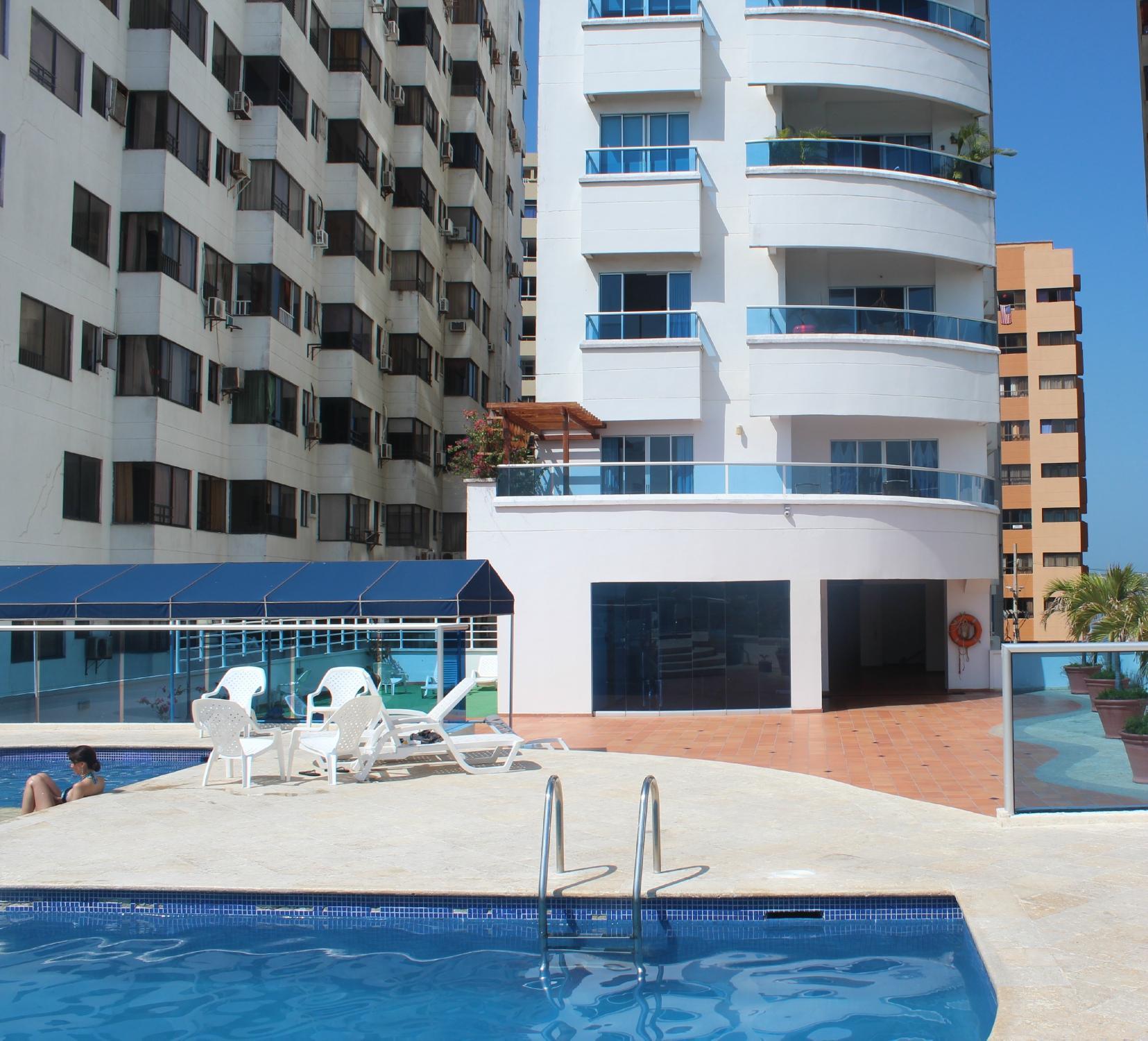 Apartamento Amoblado Mirador del Laguito