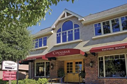 Cinnabar Winery Tasting Room