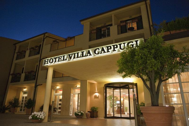 卡普吉別墅酒店