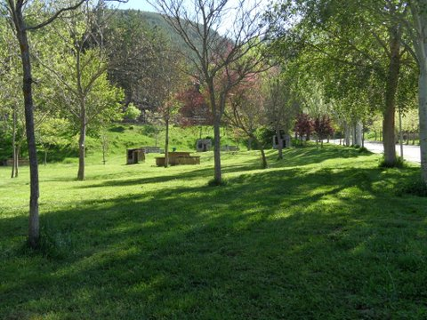 Camping Reino de Vadinia