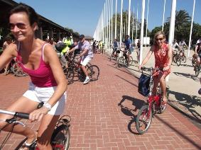 Daily Barcelona Good Vibes Bike Tour