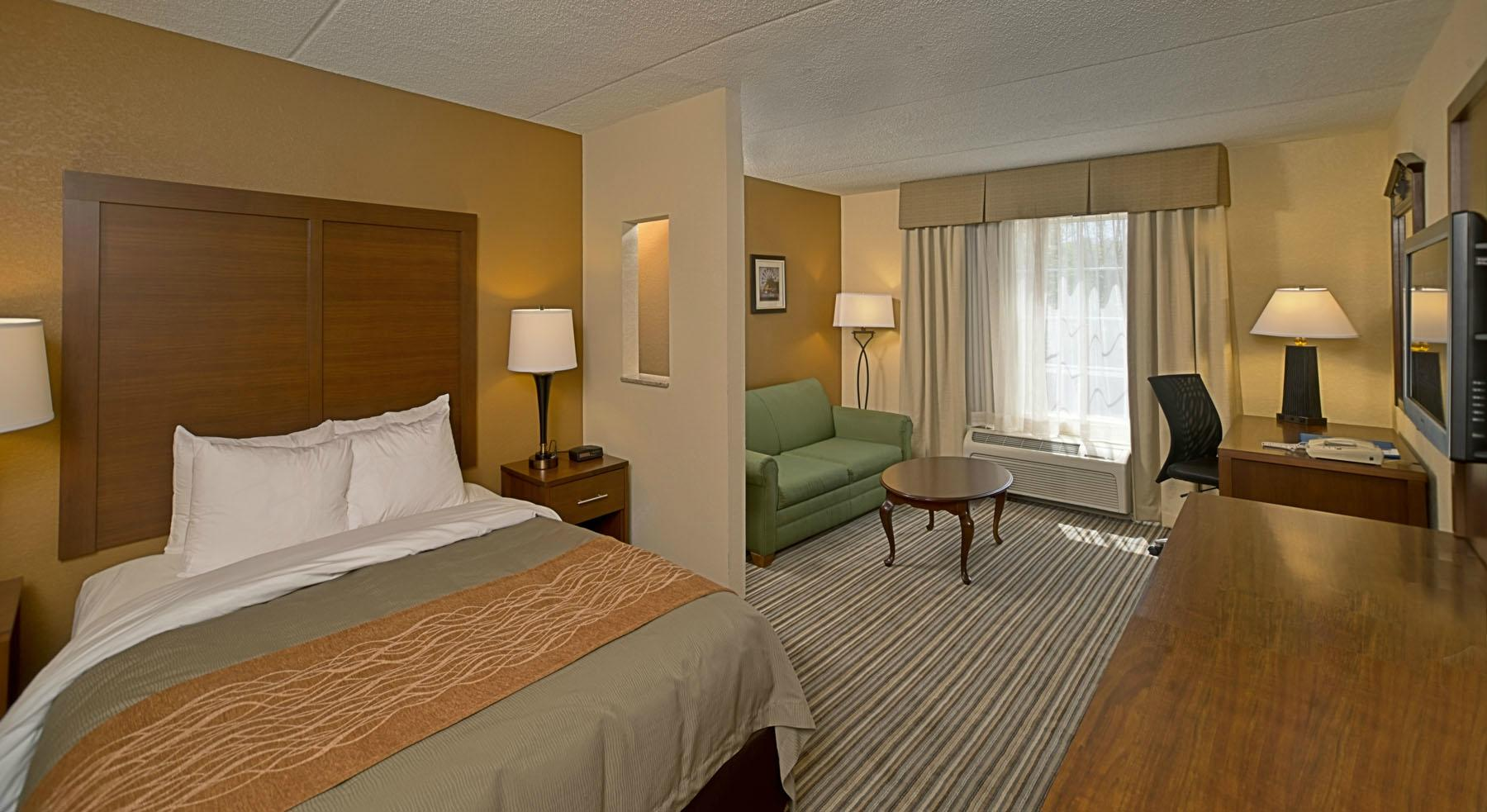 Comfort Inn At The Park Updated 2017 Hotel Reviews Price 2 Bedroom ...