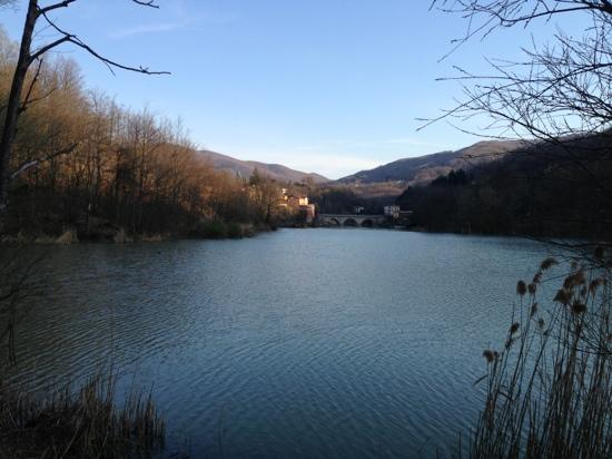 Lago di Castel dell'Alpi