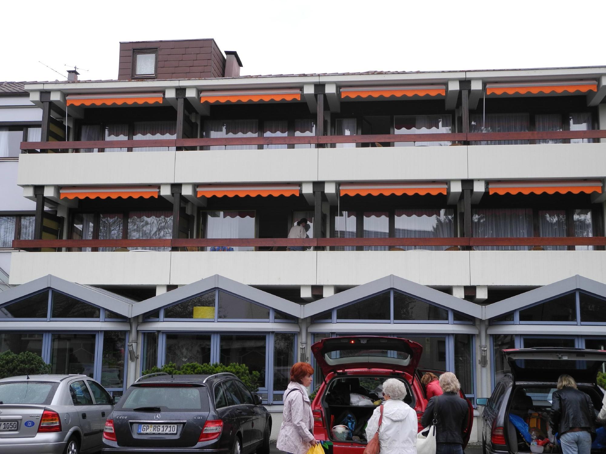 Hotel Knaus am Hafen