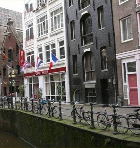 Floris France Hotel Amsterdam