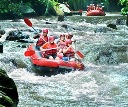 Sari Profit Rafting